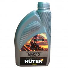Huter цепное масло
