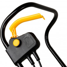 Электрическая газонокосилка Huter ELM-1400