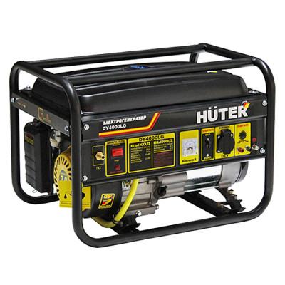Газовый генератор Хутер - Huter DY4000LG