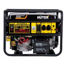 Бензогенератор Huter DY6500LX