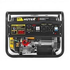 Бензогенератор Huter DY6500LXA с автозапуском
