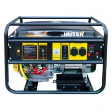 Бензогенератор Huter DY8000L