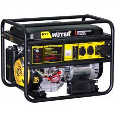 Бензогенератор Huter DY8000LX