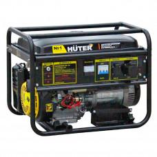 Бензогенератор Huter DY9500LX-3