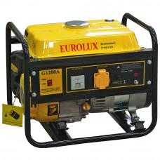 Бензогенератор Eurolux G1200A